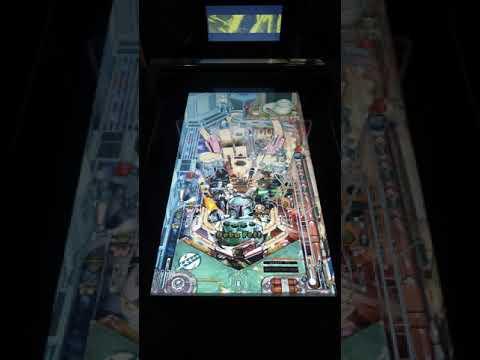 Arcade1up Star Wars Pinball Boba Fett Gameplay from Kevin F