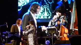 Una Noche Mas - Γιάννης Κότσιρας  Yasmin Levy & Yiannis Kotsiras Jeruzalem 28.5.11