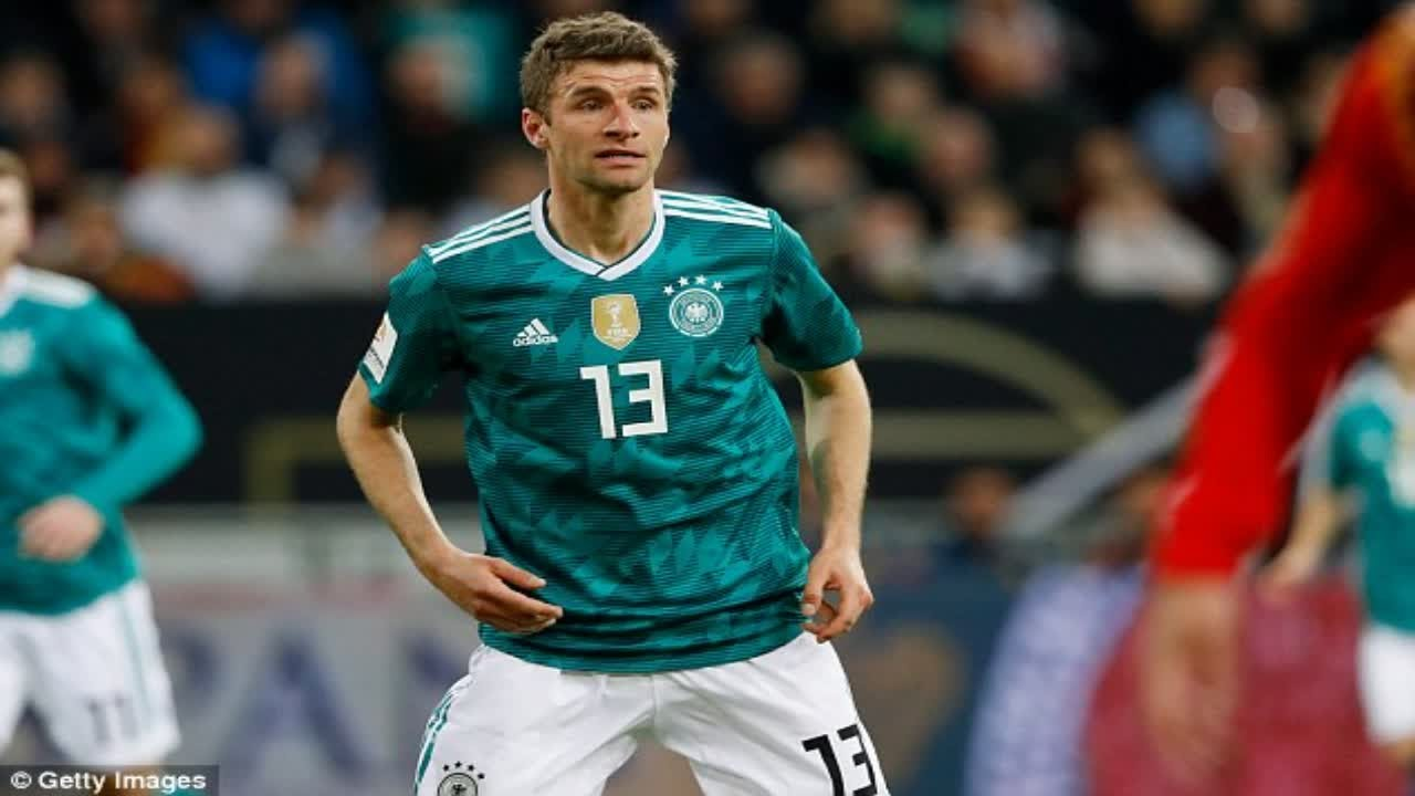 Germany Confirm Star Trio Thomas Muller Mesut Ozil And Emre Can