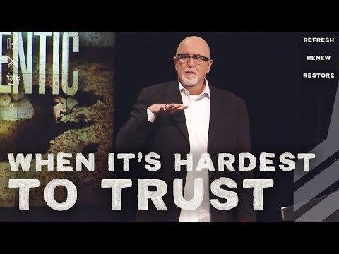 When It's Hard To Trust YouTube | Pastor James MacDonald