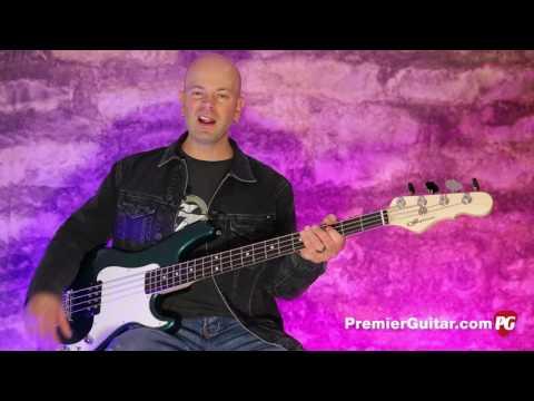 Review Demo - G&L Kiloton Bass
