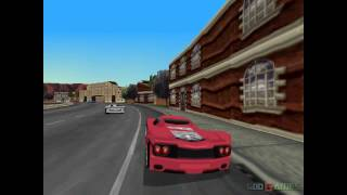 Need for Speed II - Gameplay PSX / PS1 / PS One / HD 720P (Epsxe)