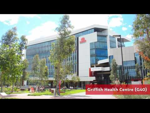 Griffith University Gold Coast campus tour