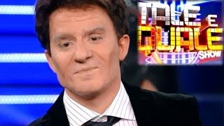 TALE E QUALE SHOW 5 VINCITORE FRANCESCO CICCHELLA