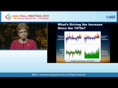 Union Agency Lecture (HD) - AGU Fall Meeting 2011