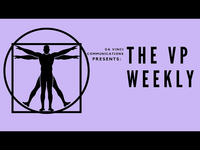 Vitruvian Post Weekly -- 1