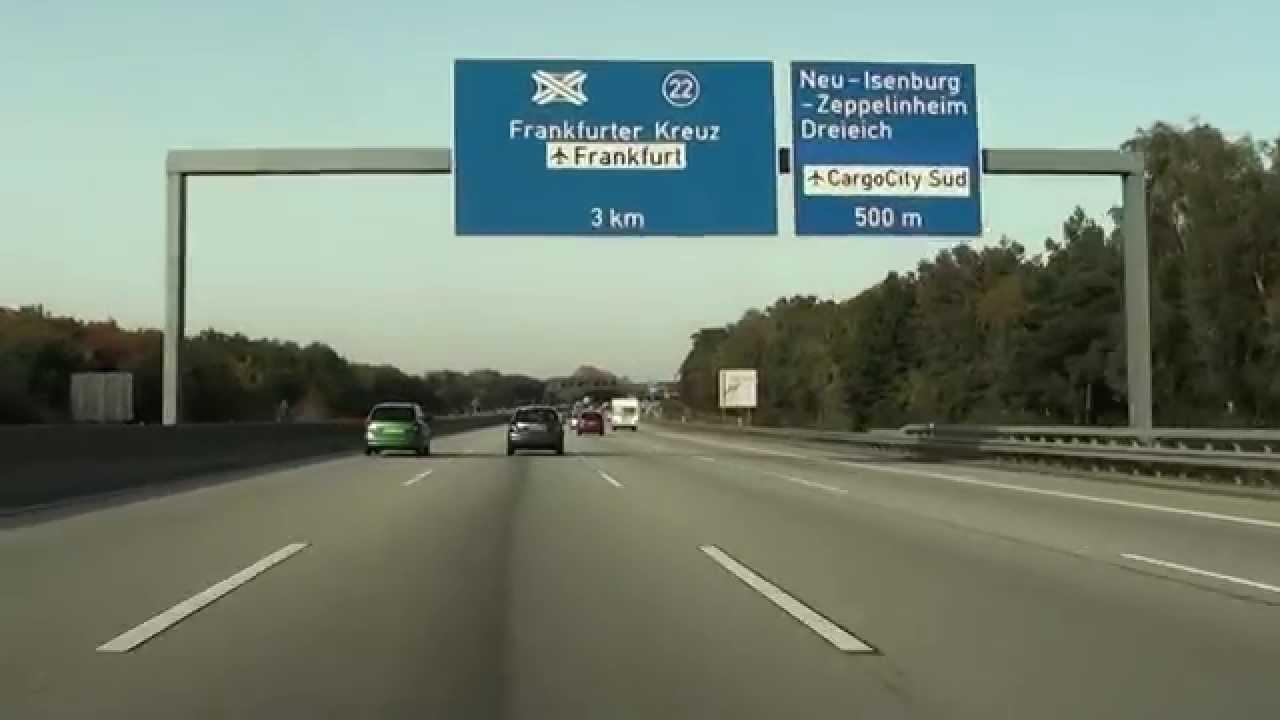A5 Darmstadt enkelt parti