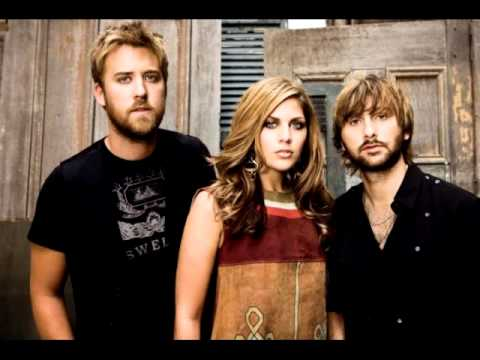 Lady Antebellum - Just A Kiss (Acoustic Version)