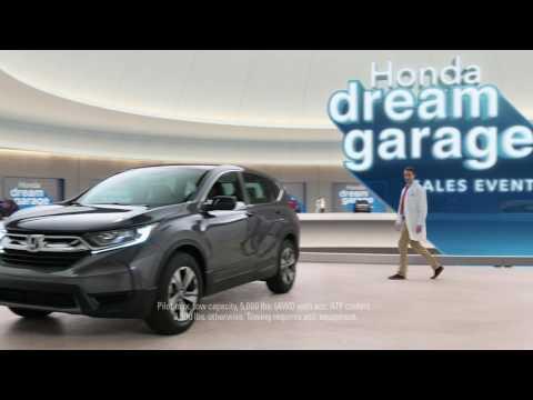 Honda Dream Garage Sales Event | 2017 Pilot