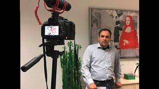 #InwenigenWorten... Michael Servos zur Digitalisierung in Aachen