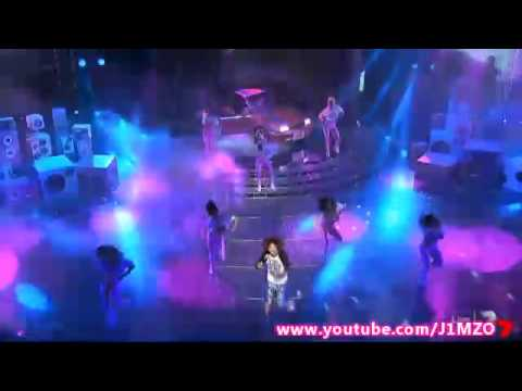 Redfoo (of LMFAO) - New Thang (Live) - World Premiere - The X Factor Australia 2014