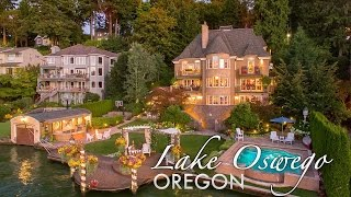 Repeat youtube video For Sale - 1527 Lake Front Rd, Lake Oswego Oregon - Harnish Properties