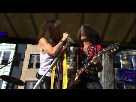 Aerosmith Oh, Yeah (Бостон 05.11.12)