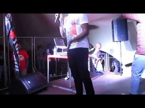Zakes Bantwini at Eshowe ( Mojo Shandis) - Ghetto live performance.