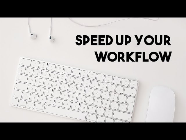 20 Keyboard shortcuts that will speed up your Photoshop workflow