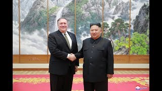 News Wrap: North Korea wants Pompeo removed from nuclear talks