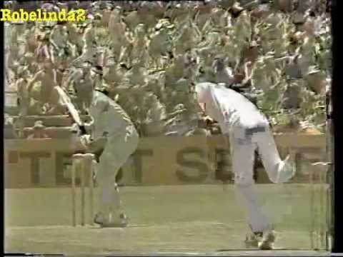 3rd test 1984/85 Australia vs West Indies ADELAIDE highlights