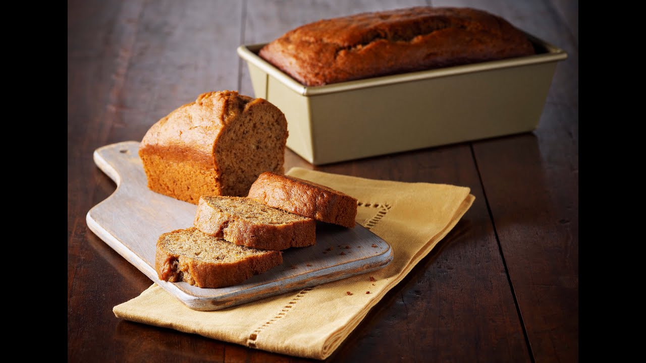 Quarantine Banana Bread | Christine Cushing