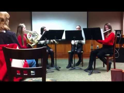 Southern Boone Middle School Mixed Quartet
