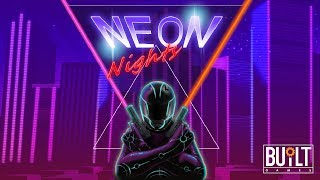 Neon Nights - Sniper Game