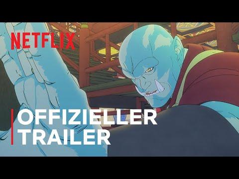 Bright: Samurai Soul | Offizieller Trailer | Netflix