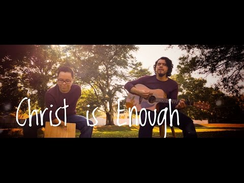 Christ is Enough - Cover