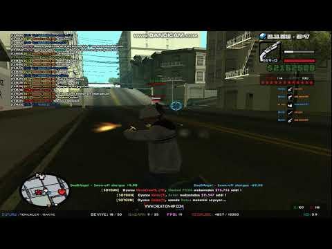 | Creation Gaming Hırsız Polis| Aim videosu - DeadAngel | #1