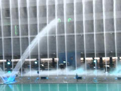 dancing fountain (@ ocean park) part 1