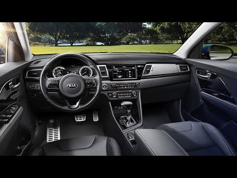 kia niro plug in hybrid phev elektroantrieb der innenraum. Black Bedroom Furniture Sets. Home Design Ideas