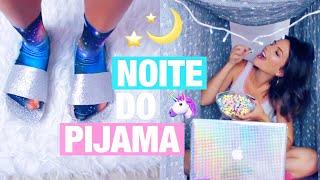 Tendências de Pijama? Faça sua Noite do Pijama Perfeita