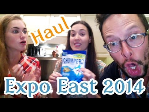 Haul: 47 Vegan Foods from Natural Products Expo East
