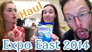 Haul: 47 Vegan Foods from Natural Products Expo East Thumbnail