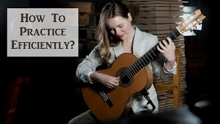 LIVE Guitar Lesson - How To Practice Efficiently - with Tatyana Ryzhkova