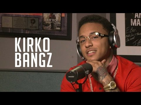Kirko Bangz opens up about girlfriend + being extremely poor