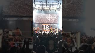 Seth Rollins Royal Rumble enterance