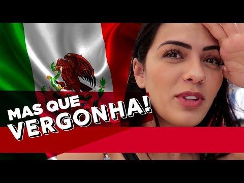 PASSANDO VERGONHA NO MÉXICO ft. Lucas Lira   Sunaika Bruna