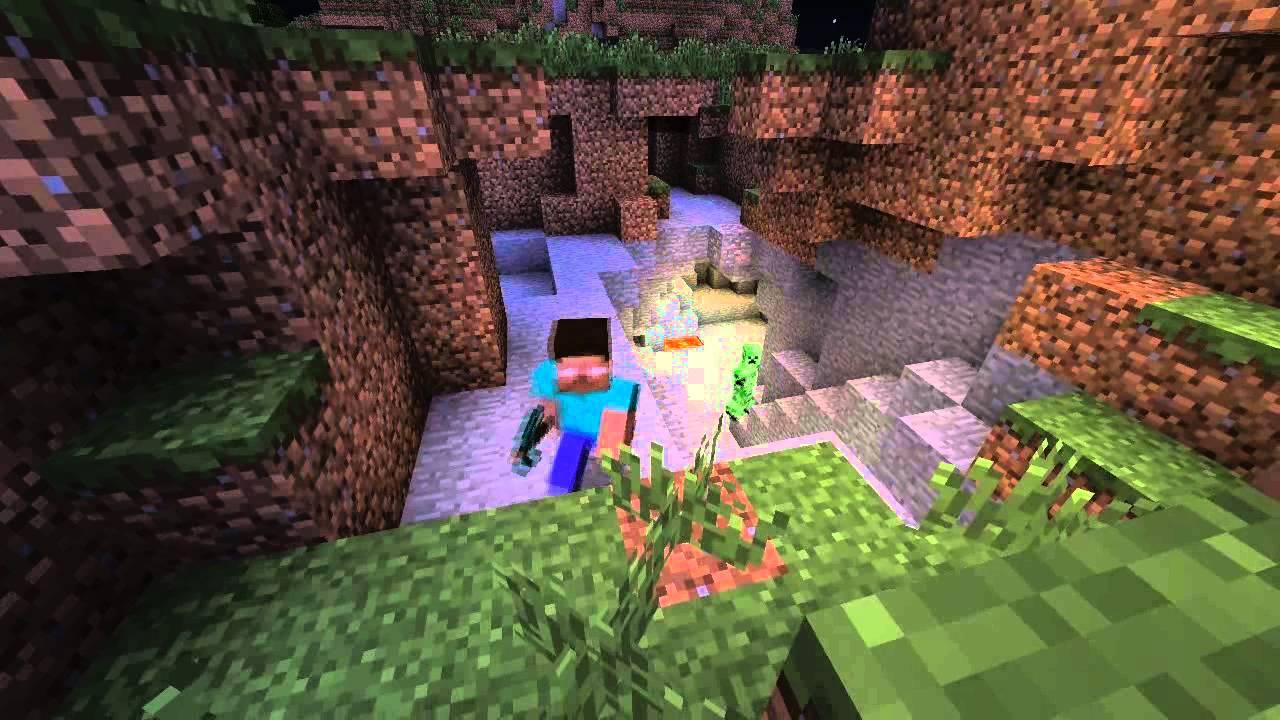 slenderman minecraft youtube