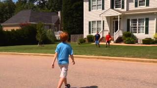 Let's Go Walking! Lesson 2: Crossing Streets Safely
