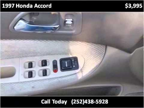 1997 Honda Accord Used Cars Henderson NC