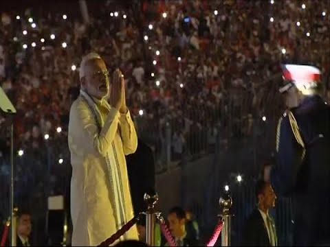 PM Modi addresses Indian community in Bahrain, condoles Jaitley's demise: Full Speech