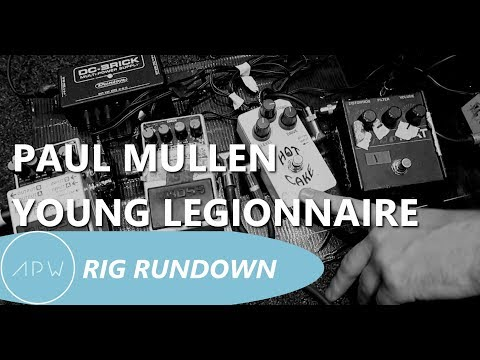 Rig  - Young Legionnaire's Paul Mullen mp3