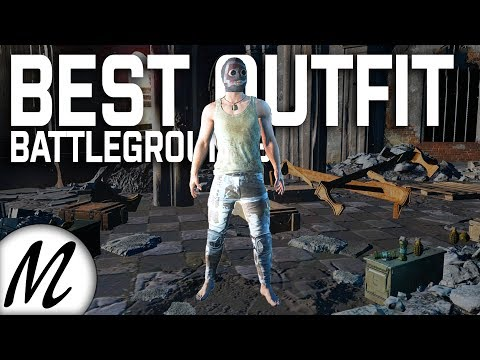 THE BEST OUTFIT IN GAME FOR CAMOUFLAGE - Battlegrounds Strategy, Tips, and Tricks