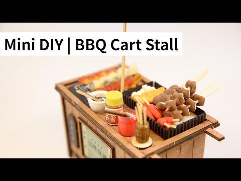 DIY Miniature Cart | Chinese BBQ