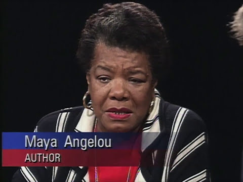 Maya Angelou interview (1993)