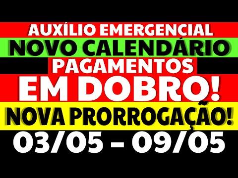 03/05 PAGAMENTOS EM DOBRO AUXÍLIO EMERGENCIAL NOVA PRORROGAÇÃO NOVO CALENDÁRIO BOLSA FAMÍLIA
