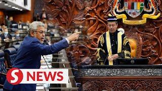 Newly-minted Speaker Art Harun boots Khalid Samad from Dewan Rakyat
