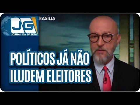 Josias de Souza/Políticos já não iludem eleitores