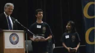 2013 California State National Geographic Bee - RHEA MITR