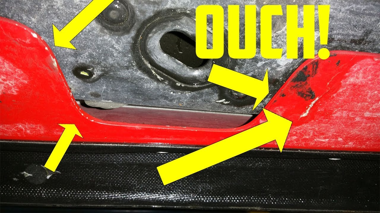 Corvette Jack Puck Pads How To Properly Lift Your Corvette For An Oil Change Youtube