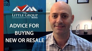 Las Vegas Real Estate: Should You Buy Brand-New or Resale?